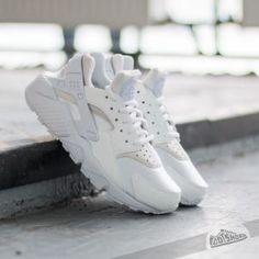 Nike Wmns Air Huarache Run White  White Runes 8bad9bc709f