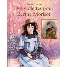 A partir du bouquet de violettes d'Édouard Manet, l'auteur imagine une petite fille, ma foi bien curieuse et ouverte au monde ; elle rencontre Berthe Morisot, à Paris dans les années 1870 et découvre la peinture impressionniste. A partir de 7 ans.