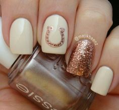 Love the horse shoe, gonna have to try this!