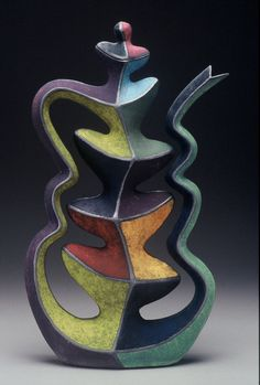 Teapot by Michael Sherrill.