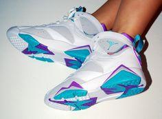 huge selection of 900c1 cd638 Jordan Retro 7 ♥ awww I had these
