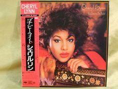 CD/Japan- CHERYL LYNN It's Gonna Be Right +1 w/OBI RARE MINI-LP remaster LIMITED #DiscoFunkSoul