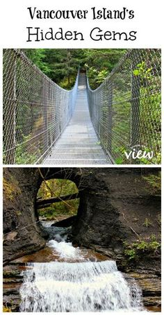 Hidden Gems of Vancouver Island. Discover and explore the many unique places off the beaten path that are scattered around Central Vancouver Island.