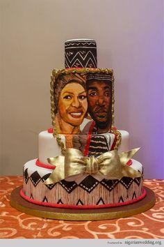 Cake Art Exhibit : 1000+ images about Nigerian Traditional Engagement Wedding ...