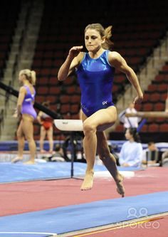 Running drills should be done to actively improve gymnasts vaults, not just glossed over | Swing Big!