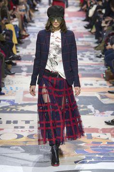 Christian Dior Autumn/Winter 2018 Ready To Wear | British Vogue