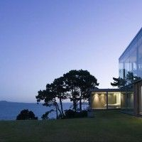 Cliff House by Fearon Hay Architects » CONTEMPORIST