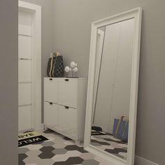 Cabinets to make home organisation easy Decoration Hall, Entryway Decor, Bedroom Decor, Corridor Design, Hall Design, Flur Design, Home Organisation, Cabinet Styles, Easy Home Decor