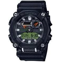 CASIO+G-Shock+GA-900E-1A3+Orologio+Analogico-Digitale Casio G-shock, Casio Watch, G Shock Limited, Casio G Shock Watches, G Shock Men, Elapsed Time, Rugged Look, Countdown Timer, Face Design