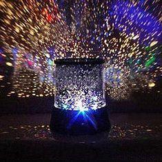 Amazing Sky Star Cosmos Laser Projector Lamp Night Light