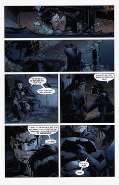 Batgirl #50. Batman. Bruce Wayne. Cassandra Cain