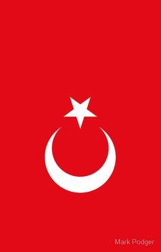 Smartphone Case - Flag of Turkey I