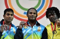 Satish Sivalingam and Ravi Katulu won gold and silver in Weightlifting