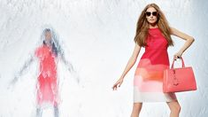 fendi spring 2014 campaign1 Nadja Bender + Joan Smalls Star in Fendi Spring 2014 Ads