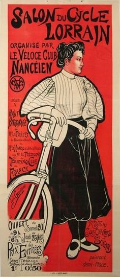 Salon du Cycle, Lorrain ~ Louis Guingot
