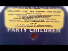 """ANDY MATHEE vs BILLY JACK WILLIAMS """"Party Children"""" (Paramour Gran Manza..."""