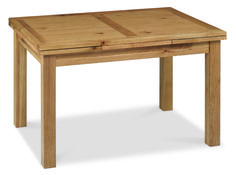"Provence Oak 4-6 Draw Leaf Extension Dining Table Extending simply and easily, each leaf of the Provence Oak dining table comes out to give you sufficient space for up to 6 diners "" ideal for dinner parties and unexpected guests! The Provence Oak 4-6 http://www.MightGet.com/march-2017-2/provence-oak-4-6-draw-leaf-extension-dining-table.asp"