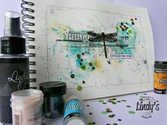 Art journal for Lindy's- Asia Marquet