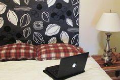 DIY Fabric Headboard Tutorial