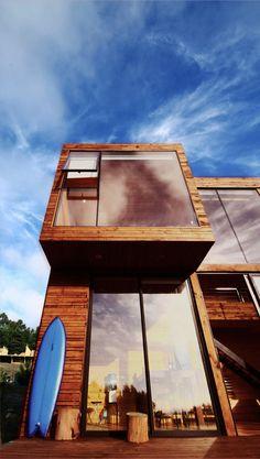 Casa H, Punta de Lobos, Chile - PAARQ Arquitectos - © Paula Monroy