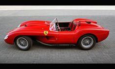 1957 Type Ferrari 250 Testa Rossa pt.3 - 2012 Silverstone Classic by rookdave, via Flickr #ferrariclassiccars