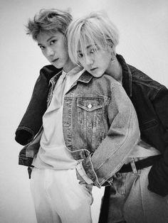 SUPER JUNIOR YESUNG & NCT TEN MAPS [Yesung IG]