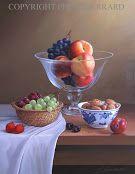 cuadros de frutas bodegones al oleo
