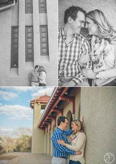 melissa + brad // engaged // forest park and lafayette park // st louis wedding photographers
