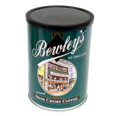 Bewley's Irish Creme Coffee: Buy Bewley's Irish Creme Coffee Online, Read Reviews at igourmet.com - Gourmet Gifts via www.americasmall.com/igourmet-gifts