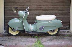 Polish Scooter Osa