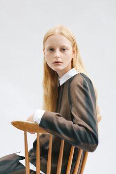 """Oyster Fashion: 'Head Shots' By Simonas Berukstis """