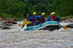 Rafting in the Ourika Valley - real source of the adrenaline! Read more: http://moroccanviewsblog.wordpress.com/2014/06/26/rafting-in-the-ourika-valley/