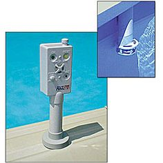 @Overstock - This alarm-patented underwater wave detector protects your pool and your loved ones. The Pooleye Above Ground Swimming Pool Alarm System discretely mounts inside the pool and emits a loud siren when objects weighing 15 pounds or more enter the pool.http://www.overstock.com/Sports-Toys/Pooleye-Above-Ground-Swimming-Pool-Alarm-System/4834706/product.html?CID=214117 $79.99