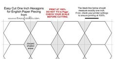 One Inch Hexagons.pdf