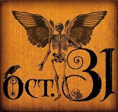 Oct. 31st!