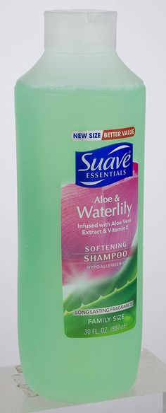 Suave Softening Shampoo Aloe and Waterlily 30 Fl Oz (3 Pack) -- Check this awesome product by going to the link at the image.