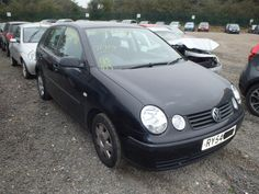 Ebay 2004 04 Volkswagen Polo 1 4 Twist 5 Door Spares Or