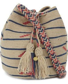 GUANABANA - Wayuu medium cross-body bag   Selfridges.com