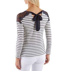 Camaïeu - T-shirt TIBEST RAYE - 22,99€