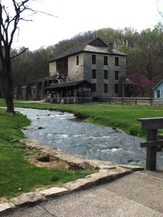 Spring Mill State Park, Mitchell, Indiana  Took the school kids and it was a great trip. 2012