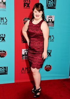Jamie Brewer, Adelaide on Murder House, Nan on Coven and Katie on Freak Show