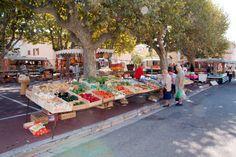 street markets in france