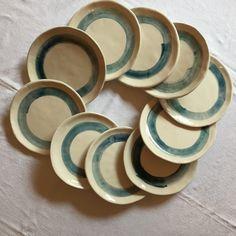 Service de table «Circle». Brigitte Morel