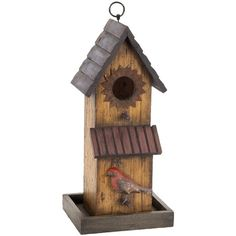I pinned this Arles Birdhouse from the For the Birds event at Joss and Main!
