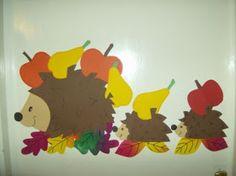 "Képtalálat a következőre: ""herbst paper craft"" Easy Fall Crafts, Spring Crafts For Kids, Halloween Crafts For Kids, Diy For Kids, Owl Crafts, Baby Crafts, Diy And Crafts, Paper Crafts, Fall Classroom Decorations"