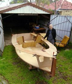 Boat Plans 381609768427343902 - Карманный Cruiser Builder Photo Page 2 Source by Sailboat Plans, Wood Boat Plans, Wooden Boat Building, Boat Building Plans, Cool Boats, Small Boats, Chris Craft Wooden Boats, Model Boat Plans, Boat Projects
