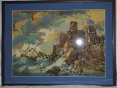 NAUFRAGIU LA MAL STANCOS-Pictor Ivan Aivazovski, by gratiana, 2800 Lei Painting, Art, Art Background, Painting Art, Kunst, Paintings, Performing Arts, Painted Canvas, Drawings