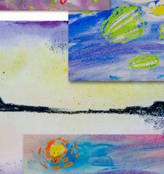 Impressionism for kids Impressionism, Homeschool, Wax, France, Teaching, Paris, Activities, Kids, Young Children