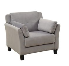 Sheena Contemporary Tufted Chair