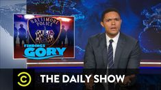 The Daily Show - Uncovering Discrimination at the Baltimore Police Depar...
